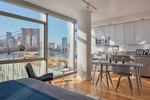 Jaw Dropping Studio**NO FEE**FLOOR TO CEILING WINDOWS**IN UNIT WASHER/DRYER**Dumbo