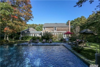 INCREDIBLE DEAL EAST HAMPTON WITH GUNITE POOL CLOSE TO VILLAGE!!